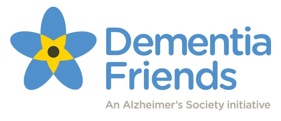 Dementia friend logo