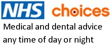 NHS Choices Graphic