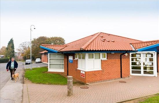 Clipstone_Health_Centre