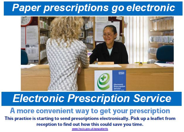 Electronic Prescriptions Service