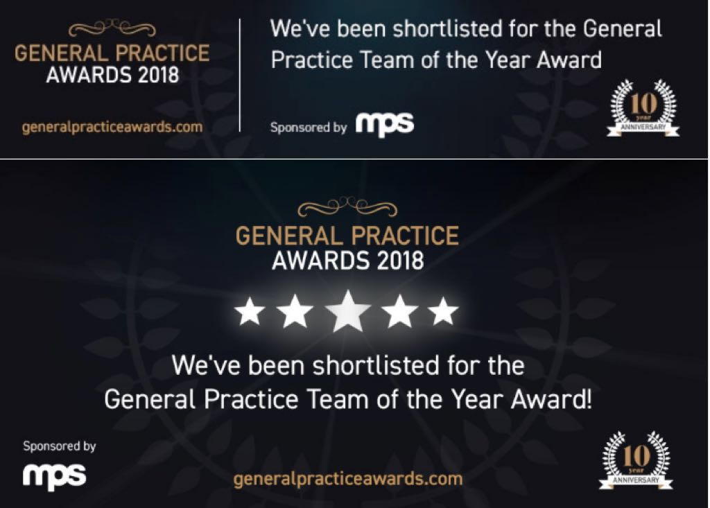 practice of the year nomination