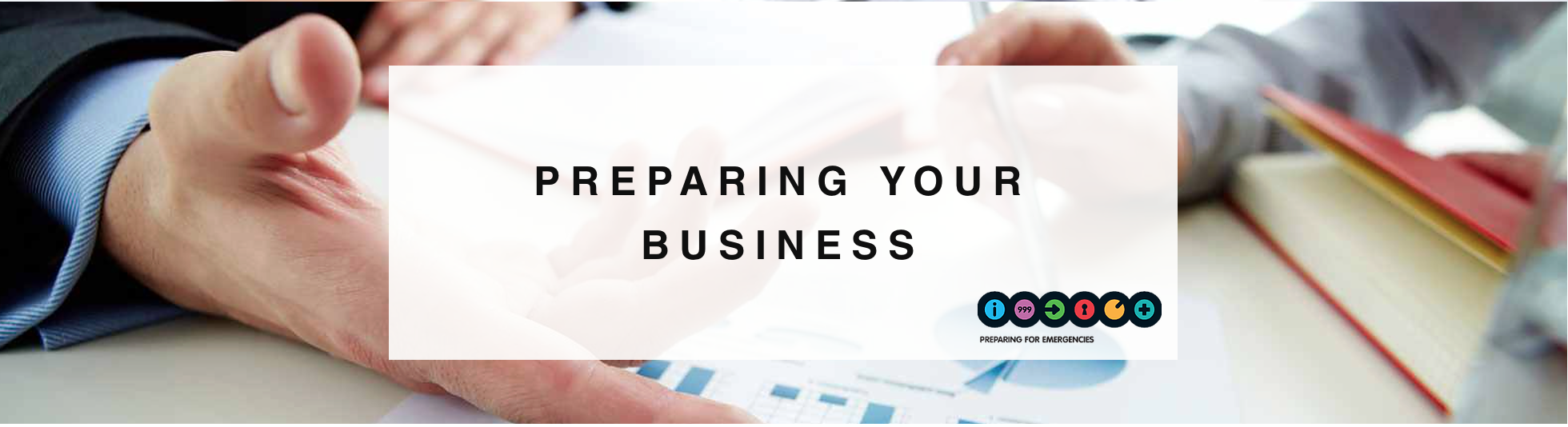 prepare your business