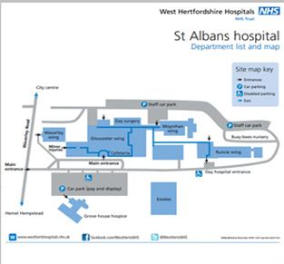 St Albans City Hospital
